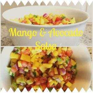 Mango & Avocado Salsa